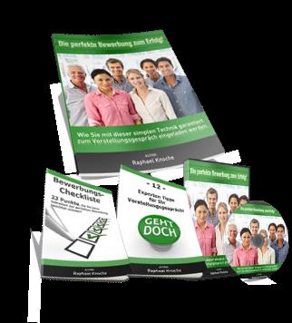 Das Handbuch zur perfekte Bewerbung